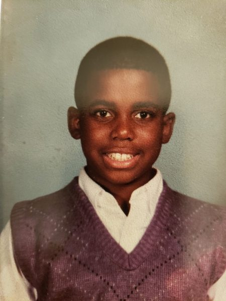 Terrence Sampson 12 Years Old
